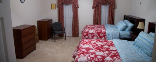 Clinton Shared Bedroom